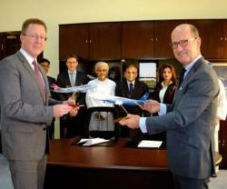 Oman Air, Cargolux Sign Joint Venture Agreement