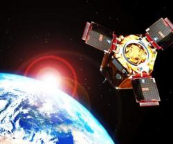 Turkey's GÖKTÜRK-2 Satellite Completes 2nd Year in Space