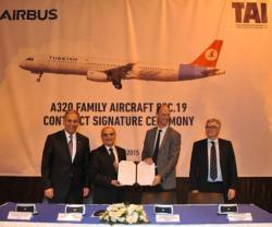 Airbus Awards TAI Production of A320 Section 19 Panels