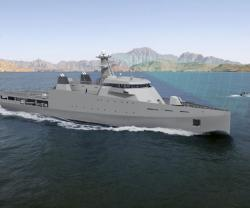 Damen Introduces New OPV for Multi-Mission Platforms