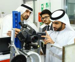 Strata, Masdar Institute Unveil Prototype to Test Aerospace Structures