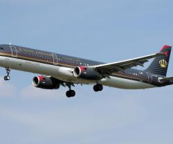 Royal Jordanian: 7 New Airbus Aircrafts