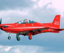 Saab to Supply Mission, Graphics Computer to Pilatus PC-21