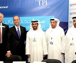 Boeing, Tawazun's TPI Launch Aerospace Plant in UAE