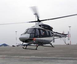 Russian Helicopters at Innoprom 2015 Industrial Exhibition