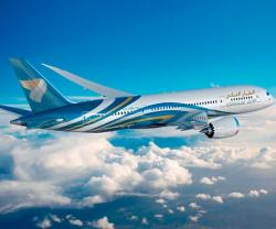 Boeing to Support Oman Air 787 Dreamliner Introduction