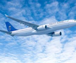 Saudi Arabian Airlines, Rolls-Royce Ink $1.3 Billion Order