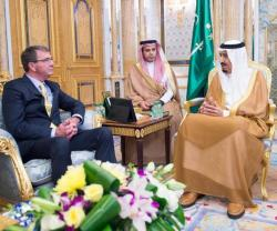 U.S. Defense Secretary Visits Saudi Arabia, Iraq