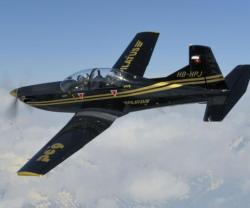 RJAF Chooses the Pilatus PC-9 M Training System
