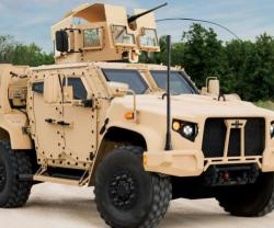 Oshkosh Wins $6.7 Bn JLTV Contract From US Army