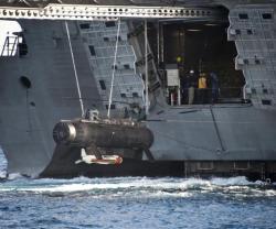 Raytheon, US Navy to Optimize Minehunting Sonar