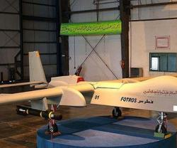 Russia Seeks Iranian Drone Technology