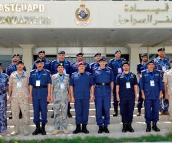 Coast Guards of 3 Gulf States Conduct Joint Drill in Bahrain