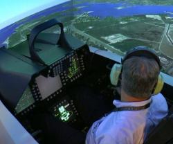 Boeing Upgrades All U.S. Air Force F-22 Simulators
