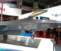 China's AVIC Reveals Stealth Fighter Jet Capabilities