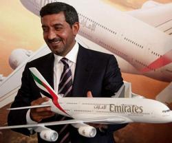Emirates Celebrates 30 Years