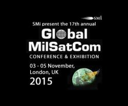 London to Host Global MilSatCom 2015 Next Week