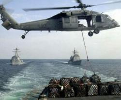 AAR Navy Vertical Replenishment Contract Extended