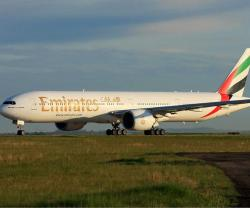 UTC Aerospace, Revima to Provide Landing Gear Repair to Emirates' Boeing 777-300ER