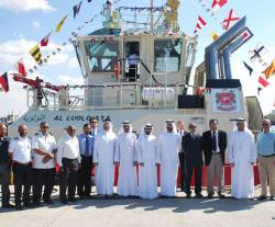 Damen Delivers ASD Tug 2411 to Sharjah Ports Authority