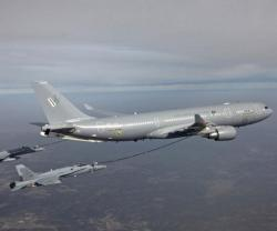 France Confirms Order for 8 Airbus A330 MRTT Tankers