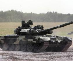 Iran Eyes Buying Advanced T90 Tanks from Russia