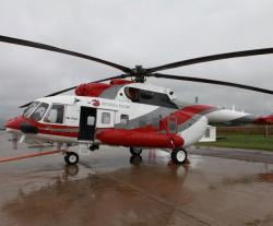 Russian Helicopters Takes Part in Russia-Iran 2015 Dialogue