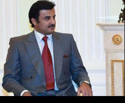 Qatar's Emir Pays Official Visit to Russia