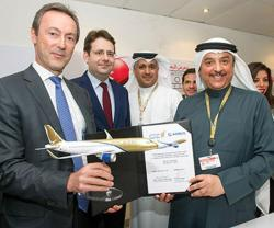 Gulf Air Places Firm Order for 29 A320neo Family Aircraft