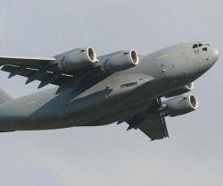 Boeing to Provide C-17 Training to NATO's C-17 Aircrews