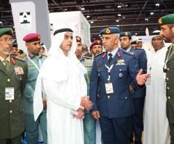Lt. General Saif bin Zayed Inaugurates ISNR Abu Dhabi 2016
