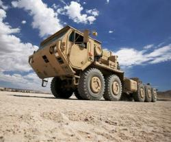 Oshkosh Defense Wins Two US Army Contracts