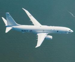 U.S. Approves $3.2 Billion P-8A Patrol Aircraft Sale to UK
