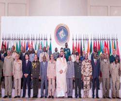 Saudi Defense Minister Meets Chiefs-of-Staff of Military Islamic Alliance Countries