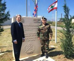 Lebanese Armed Forces to Receive £20 Million Aid from UK