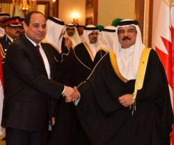 Bahrain King, Defense Minister Conclude Visit to Egypt
