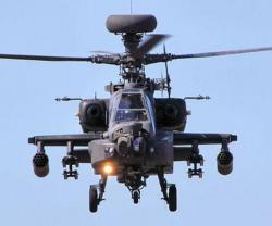 India Becomes 11th Int'l Customer for LONGBOW LLC's Apache Radar