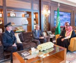 Saudi Crown Prince Receives Invitation to Visit Germany