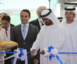 Chairman of Dubai Airports Inaugurates 16th Airport Show
