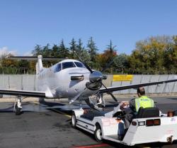RUAG Installs First Cobham AVIATOR 200 on Pilatus PC-12