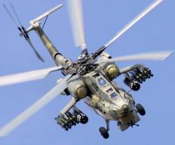 Mi-28 Attack Helicopter to Get Laser Missile Defense Gear
