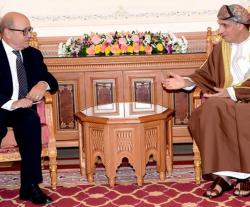 French Defense Minister Visits Sultanate of Oman