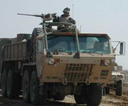 Oshkosh to Renovate US Army's Heavy Tactical Trucks