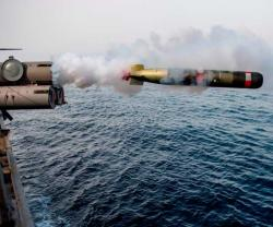 Raytheon Wins US Navy MK 54 Torpedo Contract
