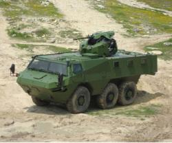 RENAULT TRUCKS Defense to Present VAB MARK 3 at Eurosatory