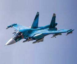 Su-34 Bomber to Get Advanced Radio Surveillance Gear