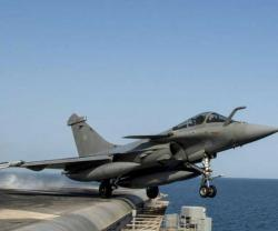 Thales Welcomes India's Selection of Rafale Combat Aircraft