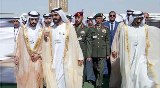 Dubai Airshow Concludes with $54.5 Billion Sales