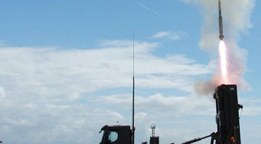 MBDA's VL MICA Surface-to-Air System to Equip Egyptian Corvettes