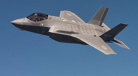 UAE Orders 50 F-35A Joint Strike Fighters